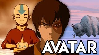 New AVATAR THE LAST AIRBENDER TV Show ANNOUNCED Reaction!