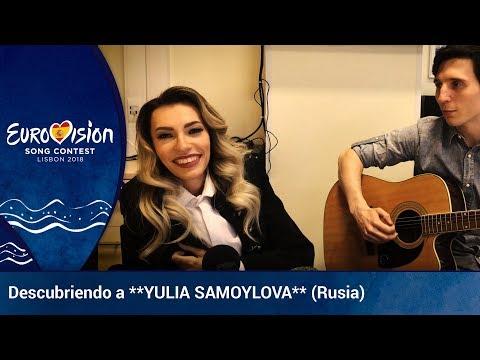 Descubre a **YULIA SAMOYLOVA**, representante de Rusia en Eurovisión 2018