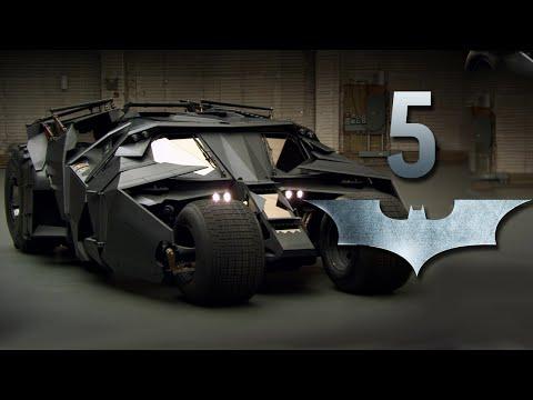 Road to Arkham Knight - Batman Begins - Batmobile - Gameplay Walkthrough Part 5