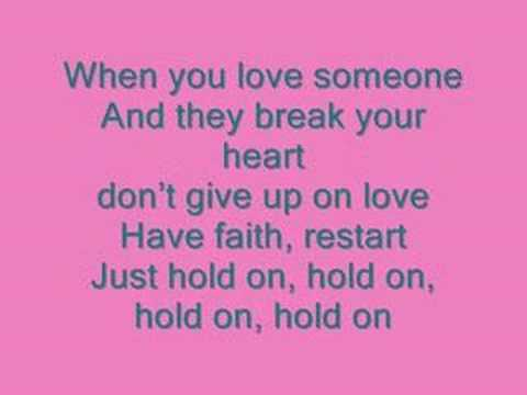 Hold On Lyrics and Music