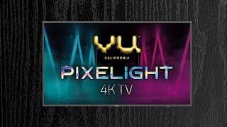 Vu Pixelight 50 inch (50-QDV) Ultra HD 4K LED Smart TV in 2019
