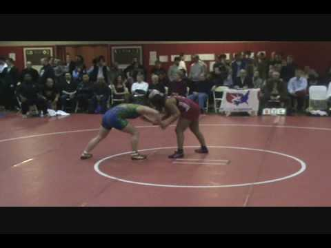 World Champ Iris Smith (U.S. Army) vs. 2X Olympian Ali Bernard (Gator)