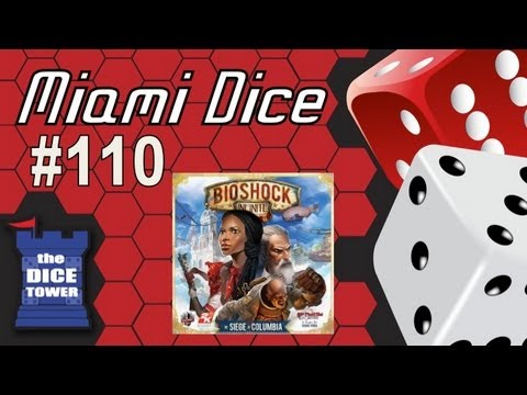 Miami Dice. Episode 110 - Bioshock Infinite