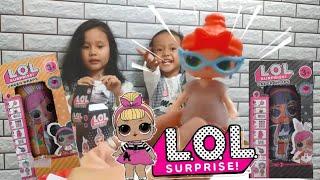 Review Mainan Anak Perempuan LOL Surprise