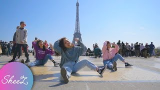 [KPOP IN PUBLIC PARIS] TXT (투모로우바이투게더) 'CROWN' Dance Cover