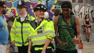 Notting Hill Carnival 2017 — Fun Party Sex Dance Ukip