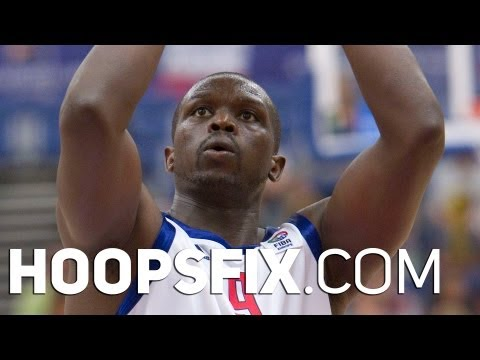 Luol Deng Drops GB Record 38 Points vs Bosnia & Herzegovina-Every point!