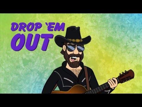 Wheeler Walker Jr. - Drop 'Em Out (Official Video) thumbnail