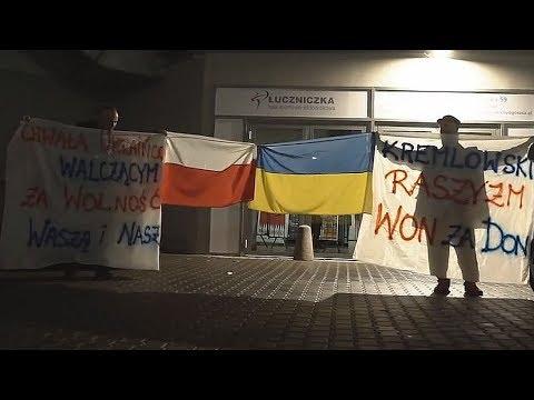 Chóru Aleksandrowa — Łapy Precz Od Ukrainy!