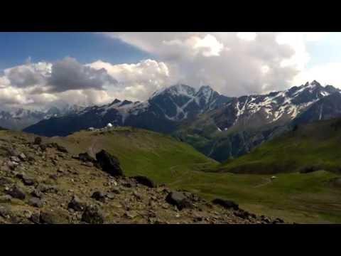 Elbrus Timelapse / Эльбрус Таймлапс 2016