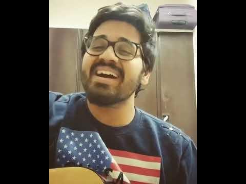 Tere Bina - Guru (Cover) Raghav Kaushik