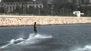 Johnson Hui Wakeboard HK Video - Product by Matthew Chan