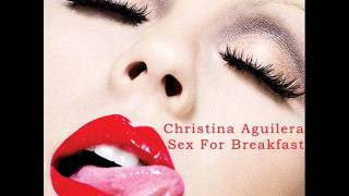 Watch Christina Aguilera Morning Dessert video