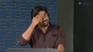 Madhavan Emotional at Irudhi Sutru Success Meet | Cine Flick