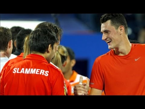 IPTL 2015 | Indian Aces Suffer 16-27 Defeat To Singapore Slammers