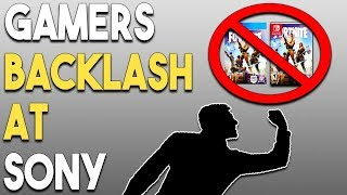 Gamers BACKLASH at SONY and SPIDERMAN PS4 is HUGE!