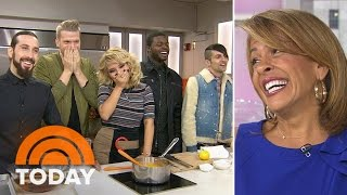 Hoda Confronts Pentatonix About Her (Brief) Music Video Appearance | TODAY