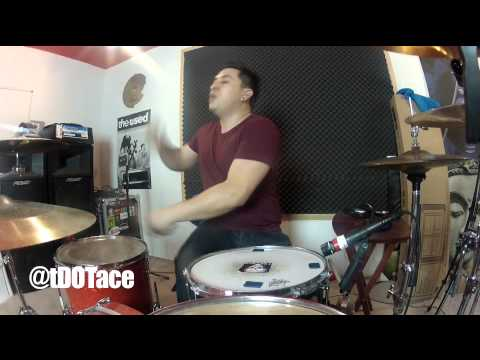 Blink-182 - When I Was Young (Drum Cover by tDOTace)
