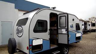 2018 1/2 R-pod 189 by Forestriver Travel Trailer Camping Trailer Tear Drop Trailers