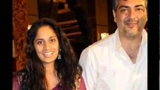 First images of baby boy of Tamil actor Ajith Kumar and Shalini