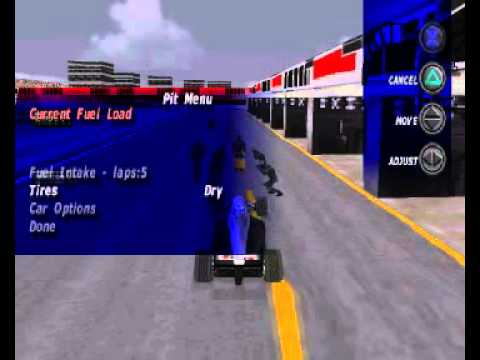 Formula 1 Season '98 - Part 13 - Argentine GP: Practice 2