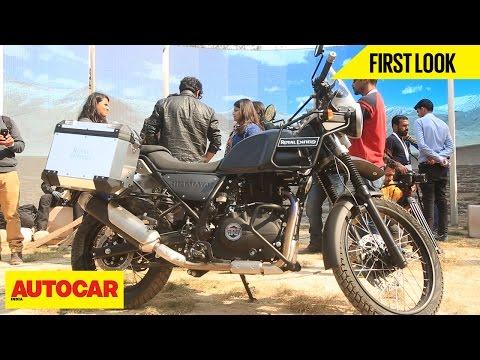 Royal Enfield Himalayan | First Look | Autocar India
