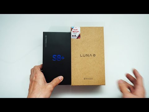 Unboxing Luna G Indonesia