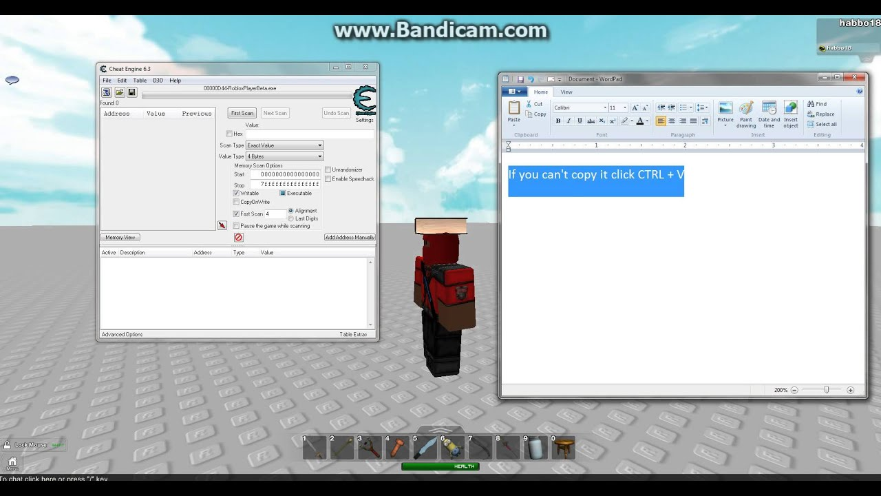 How to speed hack on ROBLOX/ Speed + Script. - YouTube