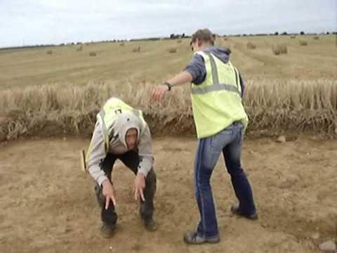 wykopaliska w Irlandii Polscy archeolodzy.