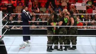 Damien Sandow Interrupts DX on Raw 1000