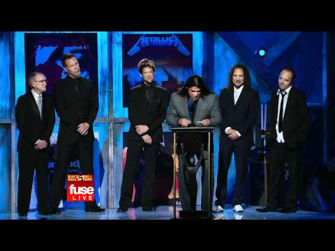 [FULL HD] Metallica - Rock And Roll Hall Of Fame Ceremony 2009 [Full Show] 1080p HD