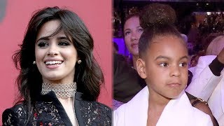 Download Lagu Camila Cabello Says Blue Ivy Made Her Feel Insecure At The Grammys Gratis STAFABAND