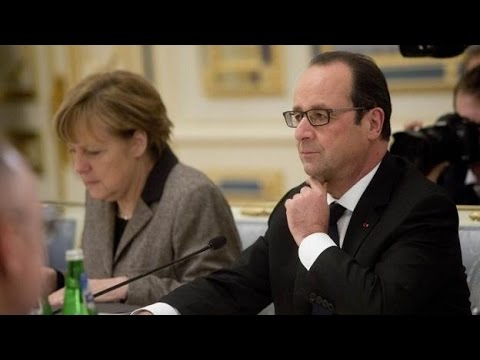 Ukraine crisis Hollande and Merkel set for Putin talks: Breaking News