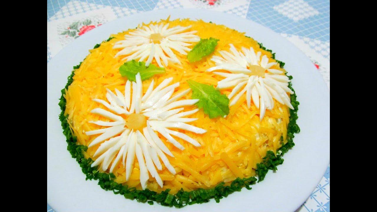 Салат ананас в домашних условиях 919