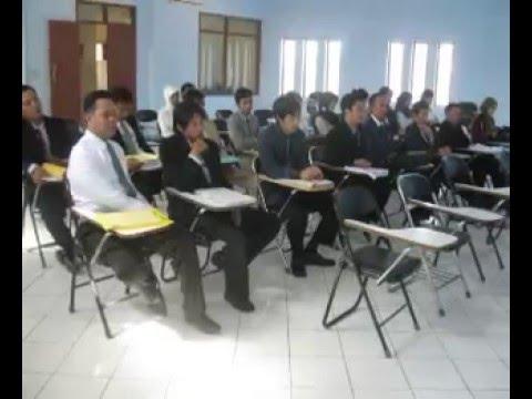 Ujian Sidang STIEMB 2009