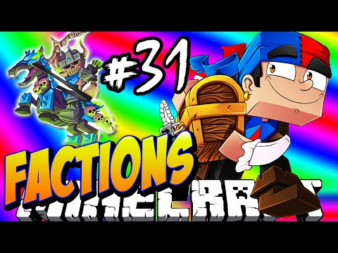Minecraft FACTIONS #31 'GRIM REAPER CLASS!' - Treasure Wars S1