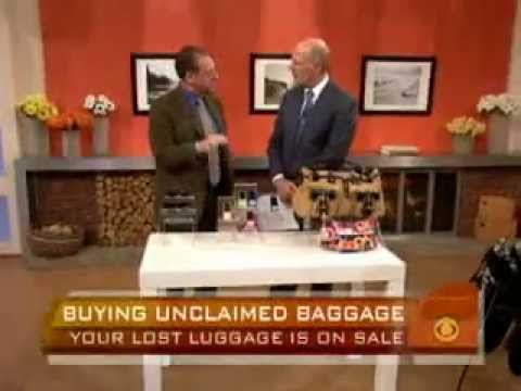 Unclaimed Baggage Center on CBS s The Early Show