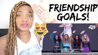 Little Mix - Friendship REACTION