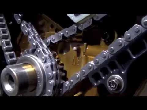 Ford F150 5.4L Timing Chains and Guides Oil Pan Oil Pump