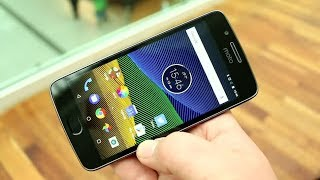 Official Android 8.1 Oreo Update For MOTO G5+