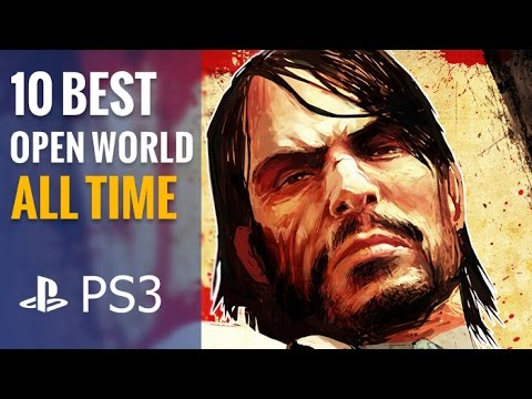 Top 10 Best PS3 Open World Games of All Time