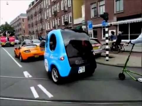 Tata Airpod - Car that runs on Air
