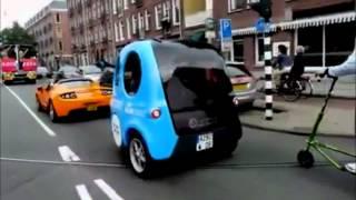 Tata Airpod - Car that runs on Air