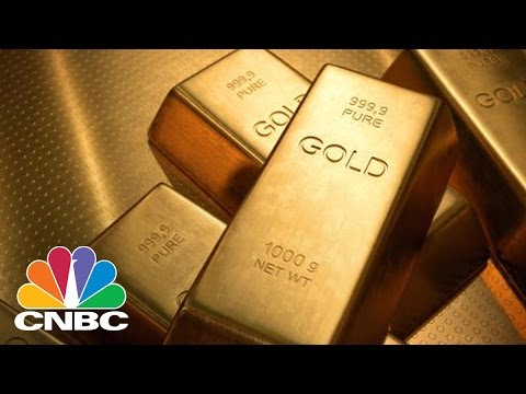 Gold Above $1,200 – More Gains Ahead? | Trading Nation | CNBC