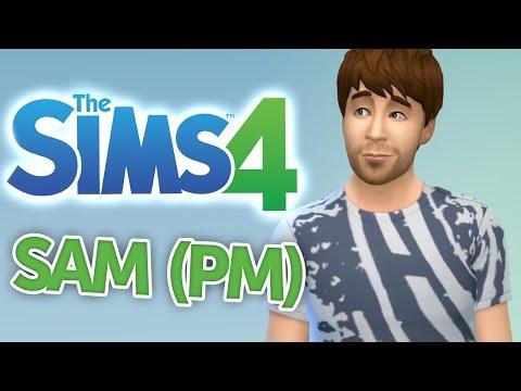 SAM MAKEN IN DE SIMS 4! (creëer-een-sim) (ProjectMinecraftia)