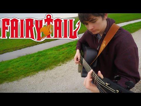 media fairy tail sad song
