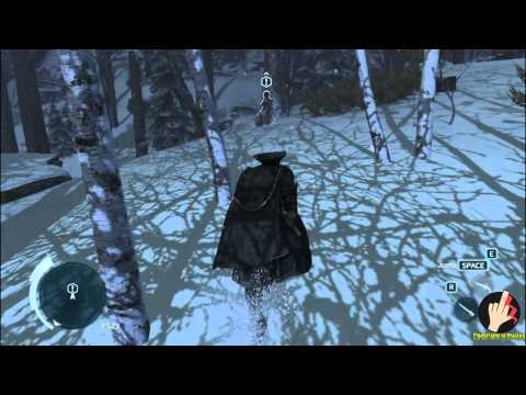 Assassin's Creed 3 Gameplay HD 5750 (Comentariu In Romana) (Foarte mult LAG, Prost Optimizat)