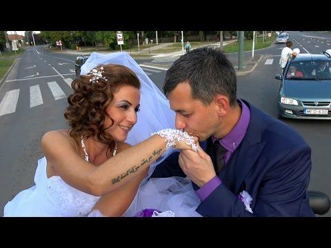 Szilvi & Zsolti - Esküvő