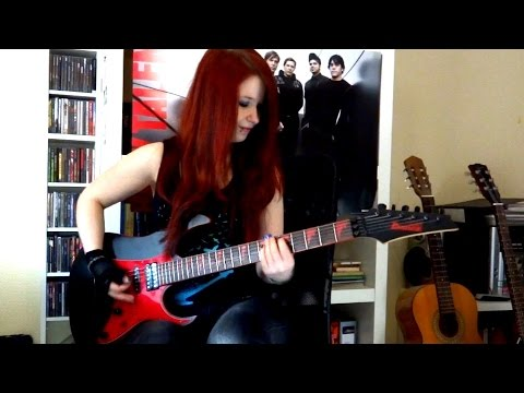 BILLY TALENT - Fallen Leaves [GUITAR COVER]
