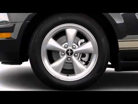 2009 Ford Mustang Video